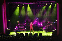 Matisyahu in Concert Royalty Free Stock Images
