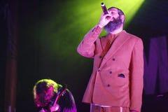 Matisyahu in concert Stock Image