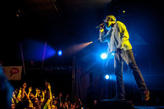 Matisyahu concert Stock Photo