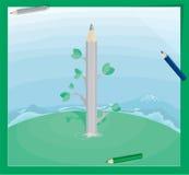 matita royalty illustrazione gratis