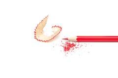 matita affilata Immagine Stock