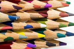 Matita colorata Fotografie Stock