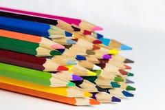 Matita colorata Fotografia Stock
