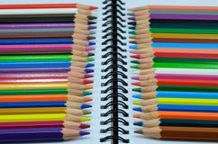 Matita Colourful Immagine Stock Libera da Diritti