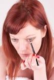 Matita del Eyeliner Fotografia Stock Libera da Diritti