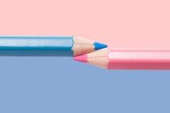 Matita di colori Immagini Stock Libere da Diritti
