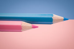Matita di colori Immagini Stock