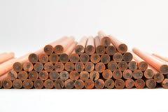 Matita di legno Fotografia Stock Libera da Diritti