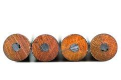 Matita di legno Immagini Stock