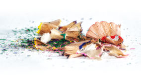 Matita residua Immagine Stock Libera da Diritti