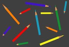 Matite illustrazione di stock