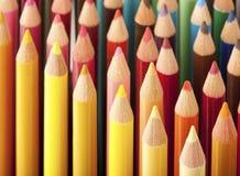 Matite colorate Immagine Stock Libera da Diritti