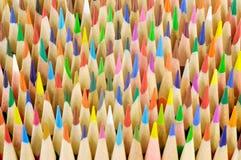 Matite colorate Immagine Stock