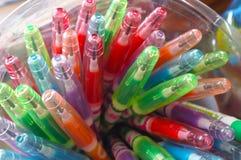 Matite Colourful fotografie stock