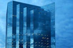 Matiz dos edifícios Imagem de Stock Royalty Free