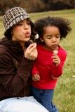 matka dziecka Fotografia Stock