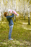 matka dziecka Zdjęcie Stock