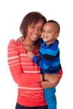 Matka & dziecko Obraz Royalty Free