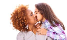 Matka i córka Obraz Royalty Free