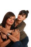 Matka i córka Zdjęcie Royalty Free