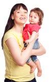Matka i córka Obrazy Royalty Free