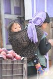 Matka z dzieckiem zdjęcia stock