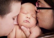 Matki miłość Obrazy Royalty Free