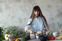 matlagning arkivbilder