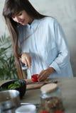 matlagning fotografering för bildbyråer