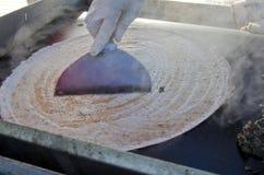 Matlagning Dhosa Arkivfoton