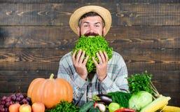 Matlagning med passion s?songsbetonad vitaminmat Anv?ndbar frukt och gr?nsak sk?ggig mogen bonde Tacks?gelsefest royaltyfri bild