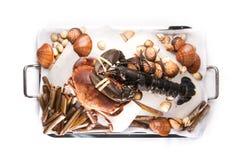 Matlagning Recepies Fotografering för Bildbyråer