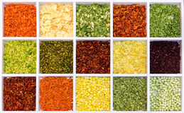 matlagning torkade lätta gör grönsaker Arkivfoton