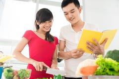 Matlagninggrunderna royaltyfri foto