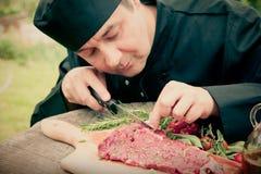 matlagningingredienser fotografering för bildbyråer