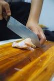 Matlagningtid Arkivfoto