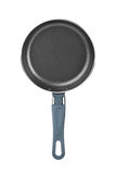 matlagningutrustning som steker isolerad pannawhite Royaltyfria Bilder
