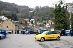 Matlock Bath, Derbyshire, UK. Royalty Free Stock Images