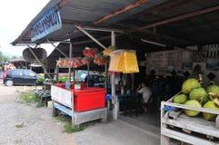 Matmarknad Fotografering för Bildbyråer