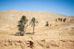 Matmata desert Stock Photo