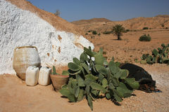 Matmata - Tunisia Stock Photo