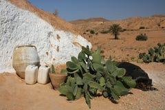 Matmata - Tunisia stock photo