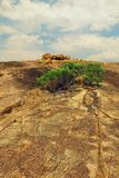 Matopos National Park, Zimbabwe. Famous rock formations (Balancing Rocks) in Matobo (Matopos) NP, Zimbabwe Stock Photography