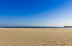 Matosinhos beach in City of Porto, Portugal Royalty Free Stock Image