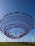 Matosinhos giant anemone sculpture vertical image Stock Images