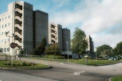 Matosinhos hospital Royalty Free Stock Images