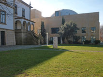 Matosinhos stadshus Arkivbild