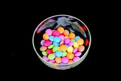 Maträtt av sötsaker Royaltyfri Foto