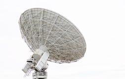 Maträtt för radioteleskop Arkivfoton