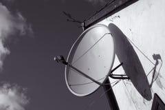 maträttsatellit Fotografering för Bildbyråer
